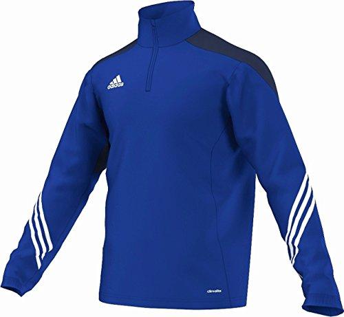 adidas Herren Sweatshirts Fußball bekleidung Sere14 Trainings Top Trainingstop, Cobalt/New Navy/White, 2XL