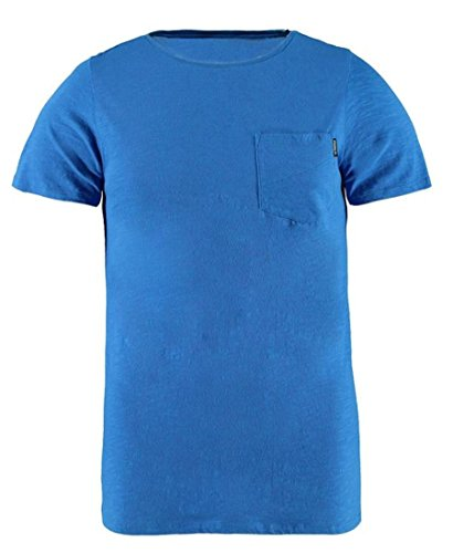 Brunotti heren Alonte N Men T-Shirt Neon Blue