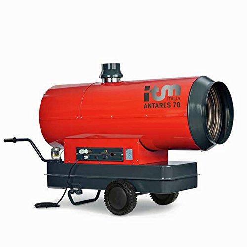 Ölheizgerät Antares 80,6 KW Diesel oder Öl Heizkanone, Heizgerät, mobil, Ölheizgebläse, Heizgebläse, Bauheizer, indirekt befeuert