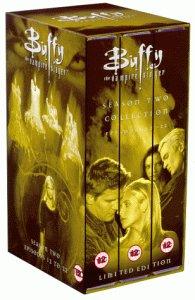 Buffy The Vampire Slayer - Season 2 Collection - Episodes 12 To 22