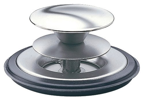 InSinkErator SilverSaver Sink Stopper, Polished Stainless Steel, STP-DS
