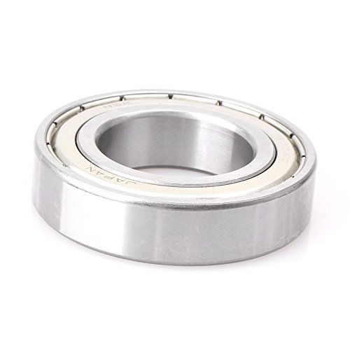 GZYF 6006ZZ Precision Ball Bearings, 20X42X15mm Double Shielded Bearings