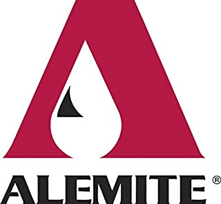 Alemite 325540-2 High Pressure Grease Gun, Develops up to 15,000 psi, Delivery 1 oz./24 Strokes, 12 oz., 1/4