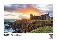 Schottland 2022 - Timokrates Kalender, Tischkalender, Bildkalender - DIN A5 (21 x 15 cm)