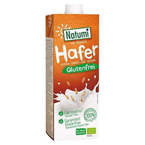 Natumi Bio Hafer glutenfrei (6 x 1 l)