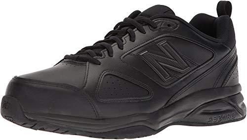 New Balance Men's 623 V3 Casual Comfort Cross Trainer, Navy, 7 W US