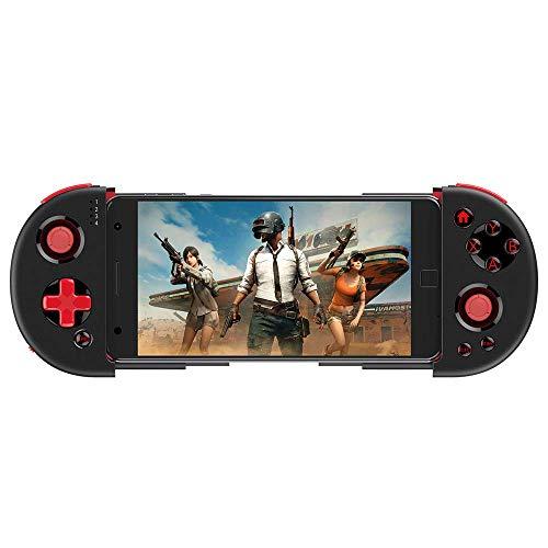 Preisvergleich Produktbild Macxz Bluetooth Controller Wireless Gamepad, erweiterbar Gamepad Bluetooth,  Controller,  mobil Game für Android Apple oder Table PC