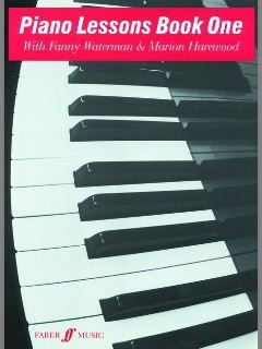 PIANO LESSONS BOOK 1 - arrangiert für Klavier [Noten / Sheetmusic] Komponist: WATERMAN FANNY + FAREWOOD MARION