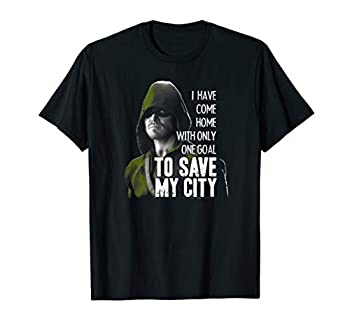 Arrow TV Series Save My City T Shirt
