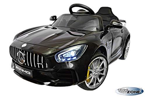 RC Auto kaufen Kinderauto Bild 3: ToyZone Kinderfahrzeug 12V Kinderauto Kinder Elektro Auto Mercedes GTR AMG MP3 USB Ledersitz Eva Gummiräder 2,4 GHZ*