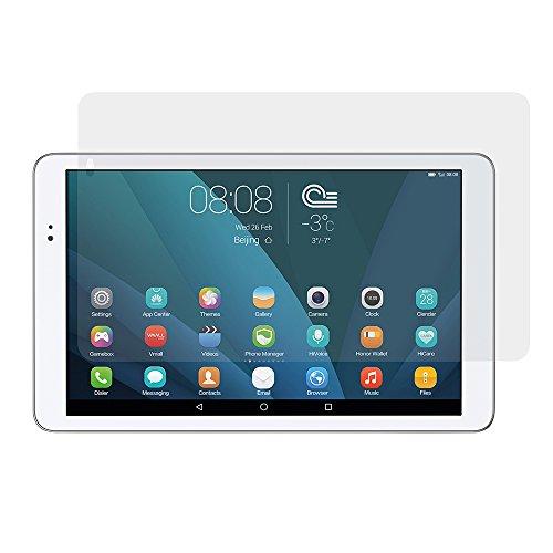 3x Huawei MediaPad T1 10.0 - Display Schutzfolie Klar Folie Schutz Display Screen Protector Displayfolie - RT-Trading - 2
