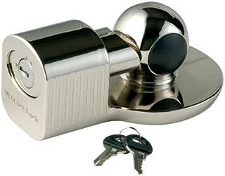 Master Lock 470-377DAT Nickel Chrome Finish, Zinc Die Cast Coupler Lock