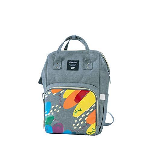 HFA Schulter Hohe Kapazität Damentasche Eins,Wasserdicht Regenschirm Damentasche Zwei,Flasche Is