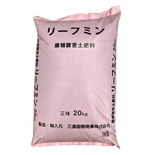 第一肥糧 リーフミン 腐植酸苦土肥料 20kg