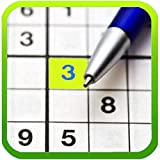 Sudoku Puzzles For Adults Easy To Hard Solutions Puzzle Game Relax Solve Most Popular Extreme Challenge Difficulty workout Original levels Solving Intelligent Skills Free Games For Kindle Fire Tablet