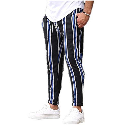 U/A Hombre Pantalones Para Hombre Ajuste De La Parte Inferior De La Raya De Los Pantalones De Entrenamiento De Los Pantalones De Corredores
