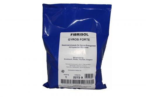 Fibrisol Gyros Forte Gewürzsalz 1kg