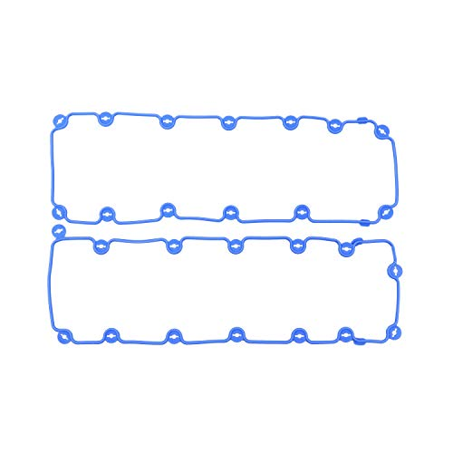 DNJ VC4155 Valve Cover Gasket Set for 1996-2004, Ford, Lincoln, Mercury, Crown...