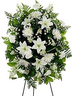 Monte Casino Bouquet - Same Day Funeral Flower Arrangements - Buy Flowers for Funeral - Send Funeral Flowers Delivery & Co...