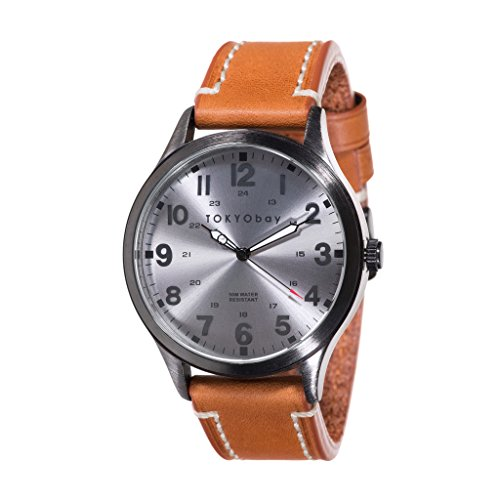 Tokyobay Mason watch, tan