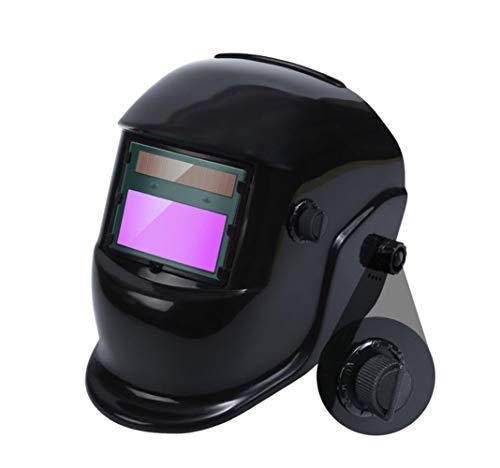 ConPush Mascara Careta de Soldar Automatica Casco Soldadura Oscurecimiento Automático
