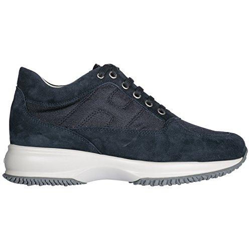 .Hogan Damen Interactive Sneaker blu 39 EU