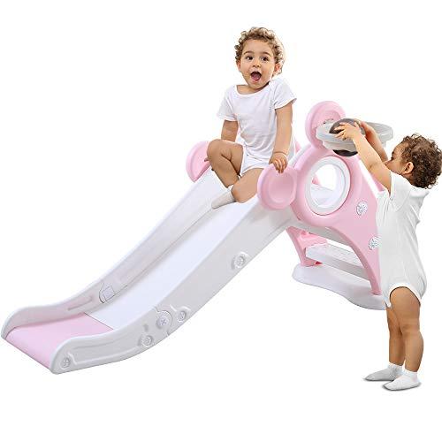 scivolo per bambini da casa pieghevole YOLEO Scivolo per Bambini Pieghevole