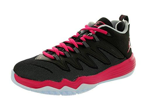 jordan Jordan Nike KIDS CP3. IX GG Basketball Schuh, Schwarz - Black/Sports fuchsia/Wolf Grey - Größe: 23 EU Kind