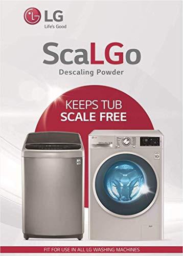 LG ScaLGo Descaling Powder for Washing Machines 100 g (Pack of...