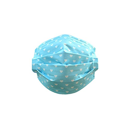 Yookoon Pack of 30 Disposable Non-Woven mask Dustproof Breathable Mask