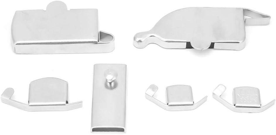 Fdit 6 Piezas guía de Costura magnética máquina de Coser Calibre magnético Fuerte Calibre de Costura magnético para Todos los Accesorios de la máquina de Coser
