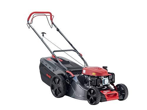 AL-KO Benzin-Rasenmäher Comfort 46.0 SP-A, 46 cm Schnittbreite, 1.9 kW Motorleistung, für Rasenflächen bis 1400 m², mit Radantrieb