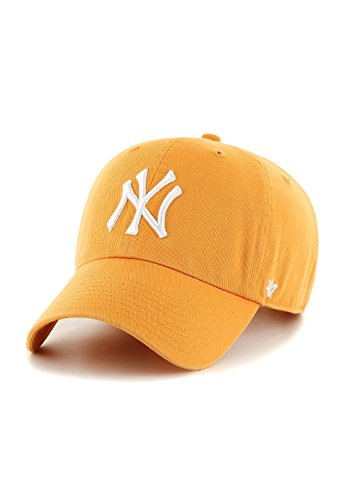 47 Brand MLB New York Yankees Clean Up Cap - Gold