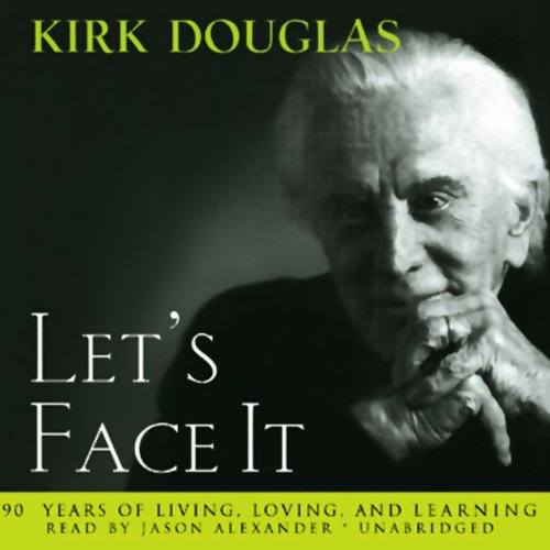 Let's Face It audiobook cover art