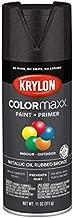 Krylon K05585007 Colormaxx Spray-Paints, Aerosol, Oil Rubbed Bronze