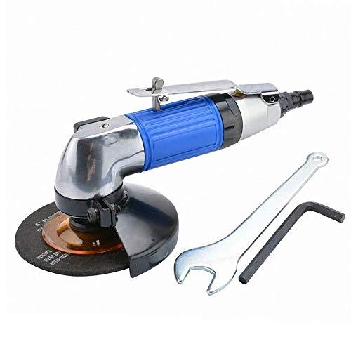 outingStarcase Practica portátil neumático de 100 mm Grinder Platina ángulo neumática, de Uso Manual Herramientas neumáticas Molino de Mano Industrial