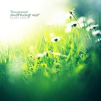 Transparent morning air