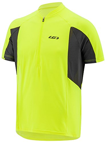 Louis Garneau Connection Jersey - Men's Bright Yellow, M