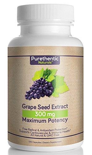 grade seed extract 300mg - 1