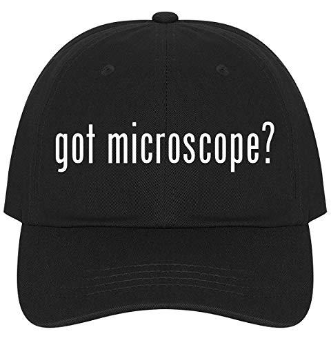 got Microscope? - Ultra Soft Dad Hat Baseball Cap, Black, One Size