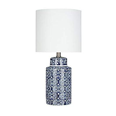 Ravenna Home Global Ceramic Table Lamp