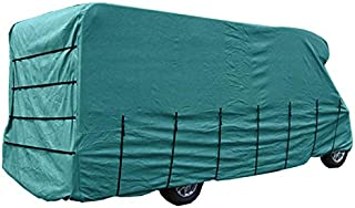 BAILEY PEGASUS 514 2010 HEAVY DUTY CARAVAN COVER GREEN 4PLY