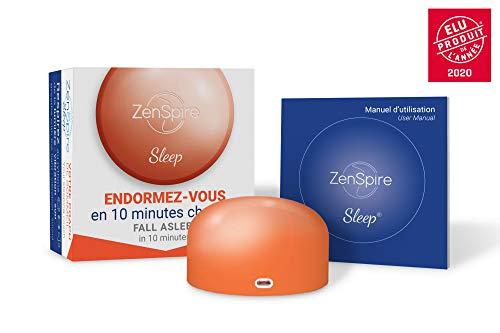 ZENSPIRE Sleep: Dormire in 10 minuti - il sonno in relax con benefici medici riconosciuti della coerenza cardiaca