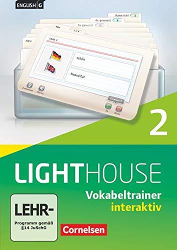 English G Lighthouse - Allgemeine Ausgabe - Band 2: 6. Schuljahr: Vokabeltrainer interaktiv - CD-ROM