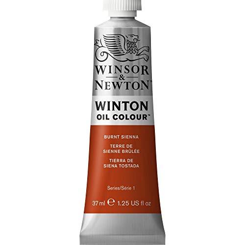 Winsor & Newton Olio Winton 37ml - Terra Di Siena Bruciata
