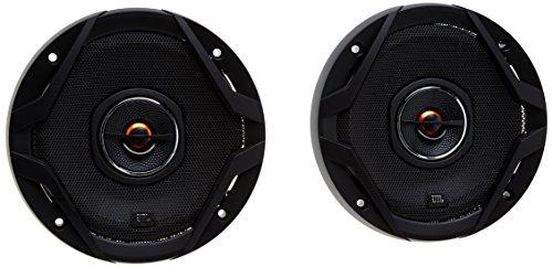 JBL GX502 2-Wege Auto-Hifi Lautsprecher mit Lautsprecherabdeckungen (1 Paar) schwarz
