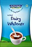 Pure dairy whitener. Made using cow's milk. Milk used is rigorously tested before making the product. Adds creaminess to Tea/Coffee. It will enhance the taste of your beverage making it thicker and tastier. Easily soluble. Will mix instantly when sti...
