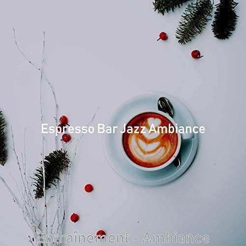 Espresso Bar Jazz Ambiance
