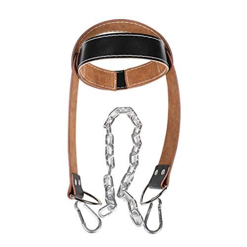 RDX Verstellbare Kopfgeschirr Hals Training /Übung Gewichtheben St/ärke Kette MEHRWEG