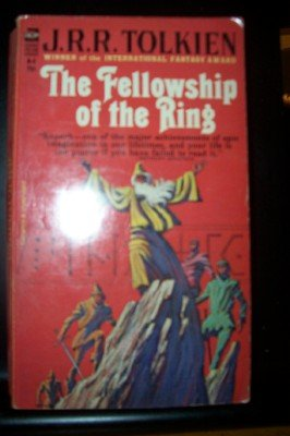 The Fellowship of the Ring Ace Science Fiction Classic A-4 Complete & Unabridged
